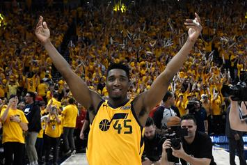 "Donovan Mitchell Reveals How He Earned The ""Spida"" Nickname"