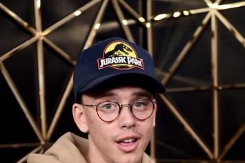 """Logic's """"Everybody"""" Sets Record For Biggest Sales Drop For A No. 1 Album Debut"""
