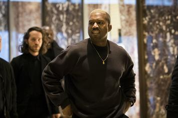 Kanye West Attempts To Clarify His Comments On Slavery