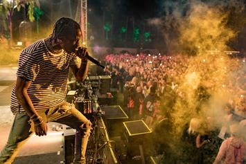 "Travi$ Scott Speaks On ""Days Before Rodeo"" & Kanye West's New Music"