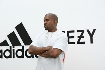 Adidas Is Being Urged To Drop Kanye West For Slavery Comments In New Petition