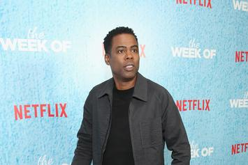 Chris Rock Scores $40 Million Deal With Netflix For Two Stand-Up Specials