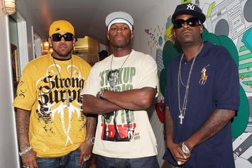 G-Unit Reunites At Summer Jam