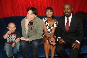 "Mike Myers Praises Deceased Friend Verne Troyer On ""Kimmel"""