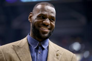 """""""Space Jam 2"""" Is Actually Happening, Will Star LeBron James"""