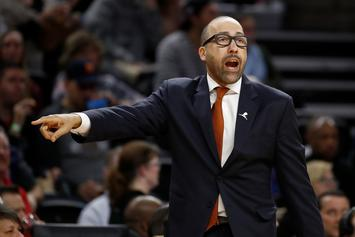 David Fizdale Reportedly Agrees To Become New York Knicks Head Coach