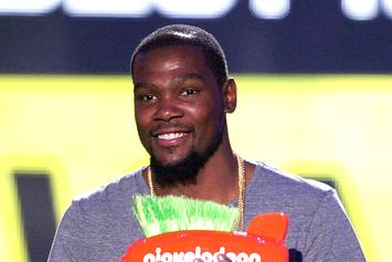 "Kevin Durant Reacts To The Draymond Green Gifs In ""Still KD"" Episode 2"