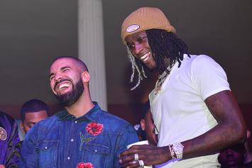 "Drake Adds Young Thug To ""Boy Meets World UK"" Tour"
