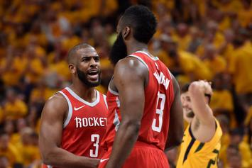 "Chris Paul's Brother Nearly Ejected From Game 4: ""The Ref Was Crazy"""