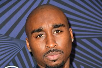 Watch Demetrius Shipp Jr. Become Tupac In New HBO Documentary Clip