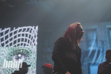 Tekashi 6ix9ine's Alleged Crew Member Arrested In Barclays Center Shooting: Report