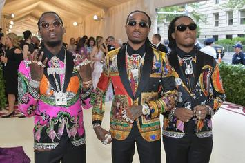 Met Gala 2018: Migos, Rihanna, SZA, Cardi B & More Impress On Red Carpet