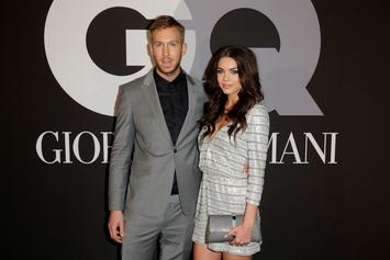 Calvin Harris & Girlfriend Aarika Wolf Involved In Serious Beverly Hills Car Crash