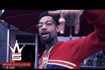 "PnB Rock Steals Your Girl In ""Scrub"" Video"