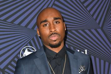 "New Tupac ""All Eyez On Me"" Clip Shows Rapper Reading Poetry To Jada Pinkett-Smith"
