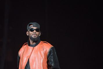 Spotify Removes R. Kelly's Music From Playlists