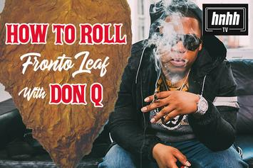 "Don Q Claims His Crew Smokes More Than Wiz Khalifa On ""How To Roll"""
