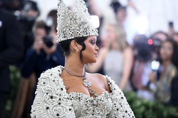 "Rihanna's Home Intruder Told Cops ""He Was There For Sex"""