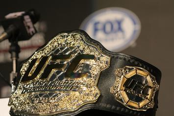 UFC Employees Reportedly Robbed At Gunpoint In Brazil