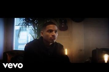 "Arin Ray Breaks Down Relationship Issues In ""Stressin"" Video"