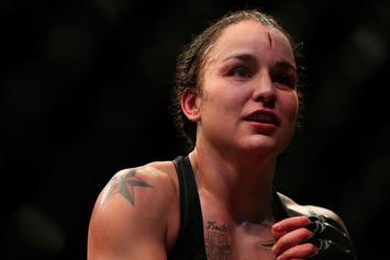 UFC Coach Ignores Raquel Pennington's Request To End Fight