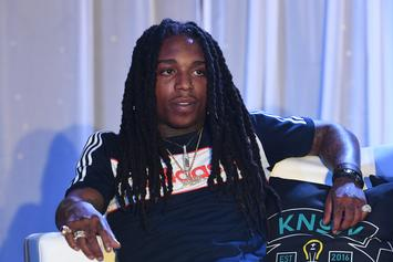"Jacquees Reportedly Arrested At Airport For Calling Officer A ""White Boy With A Badge"""