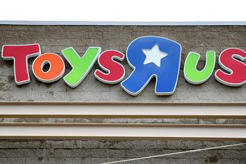 "Toys ""R"" Us Selling Off Sex Toy Domains & Mascot Geoffrey The Giraffe"