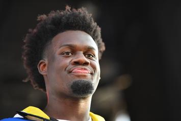 Ugly God Is Dropping A Toe-Lover's Anthem Tonight