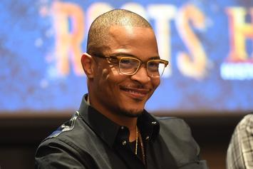 T.I. Issues Statement On Arrest, Believes He Was Wrongfully Detained