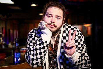 "Post Malone's ""Beerbongs & Bentleys"" On Pace For A Third Week At #1 On Billboard 200"