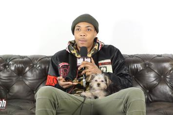 Watch G-Herbo's Dog Scare The Ever-Living Sh*t Out Of Him
