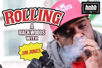 "Jim Jones Recalls Thinking He Was Going To Die Off Edibles On ""How To Roll"""