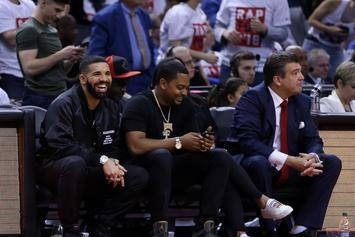 """Drake Says He's In """"Home Stretch""""; Shares Multiple """"Scorpion"""" Sightings"""