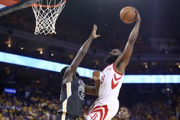 Rockets Vs Warriors Series Shifts To Houston Tied 2-2