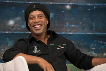 Brazilian Soccer Star Ronaldinho Marrying Two Women In August