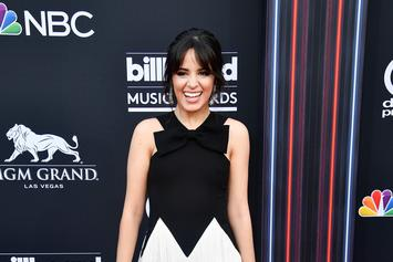 Camila Cabello Steps Out For Fresh Air With Mom After Hospitalization