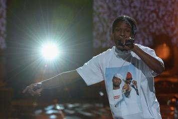 A$AP Rocky Announces Free Show In New York City Tonight