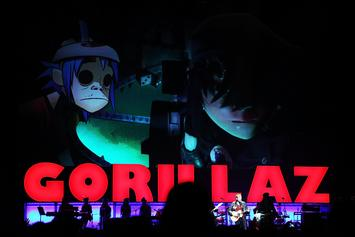 "Gorillaz Tease New Album ""The Now Now"" & Release Date With Mysterious Website"