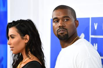 Kim Kardashian Refutes Claims That Kanye West Abandoned Donda's House