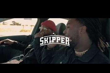 "Skipper & IAMSU! Go Cruising In ""Right Time"" Video"
