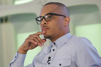 "T.I. Shares Graphic Video Of Police Beating Down Woman In Hopes To ""Unite"" America"