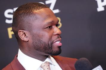 50 Cent Denounces Balenciaga's Luxury Dad Shoes
