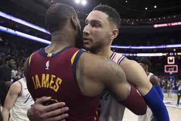 Ben Simmons Says He'd Welcome LeBron James To The Sixers