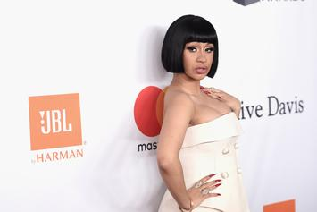 "Cardi B Overjoyed With How Pregnancy Changed Her Body: ""Brand New Pair Of T*tties"""