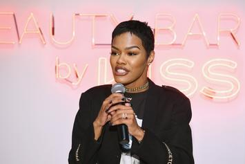 Teyana Taylor Is A Goyard Goddess At The Airport