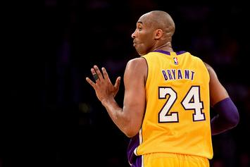 "Kobe Bryant Announces New Book ""The Mamba Mentality: How I Play"""
