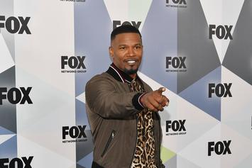 "Jamie Foxx To Star As Antihero ""Spawn"" In Upcoming Comic Book Adaption"