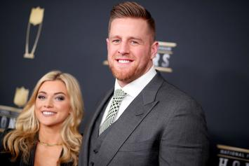 JJ Watt Receives Honorary Doctorate Degree From Baylor