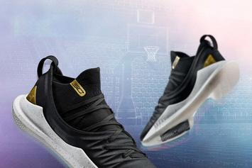Under Armour Unveils Two New Curry 5s For NBA Finals
