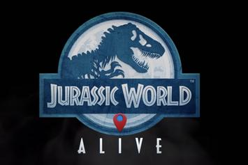 """Jurassic World Alive"" Is Like ""Pokemon Go"" But With Dinosaurs"
